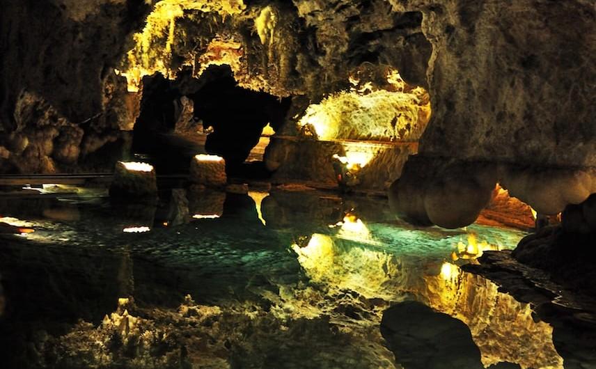 Гроты и пещеры Ковес де Сан Хосеп