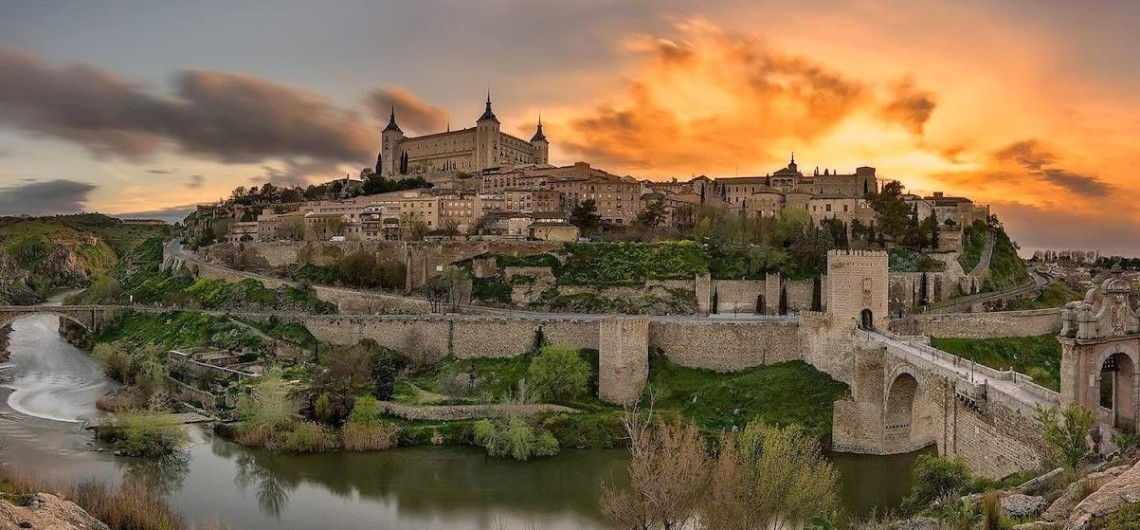 Толедо – древняя столица Испании