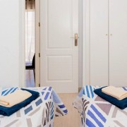 Апартаменты с 2 спальнями в районе в 400 метрах от Плайя дель Кура