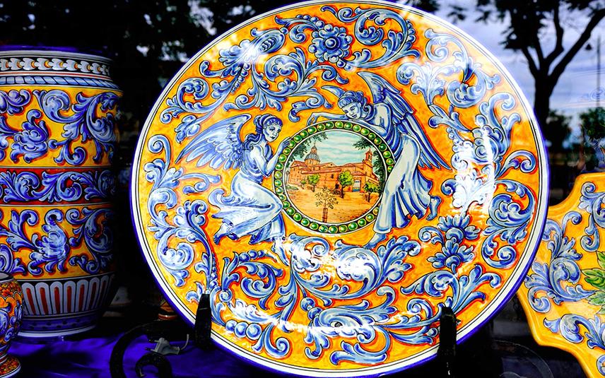 Керамика из Андалусии